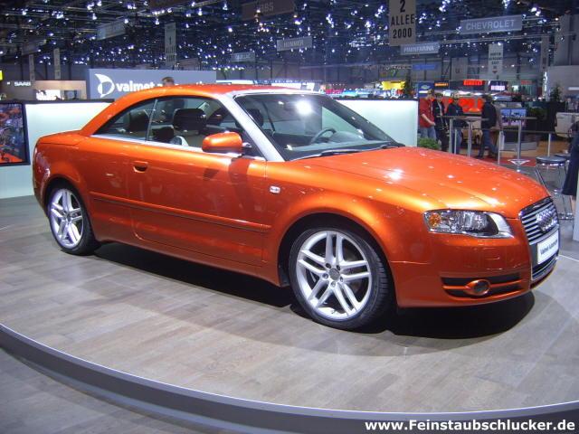 Genf 2006 Audi