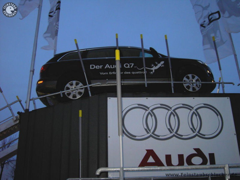 Audi Q7 Roadshow